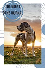 The Great Dane Journal: 120 Page Lined and Numbered Notebook for the Great Dane Enthusiast | 6x9 inches