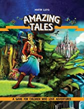 Amazing Tales: A Game for Children Who Love Adventures Revised Edition (AMZ002)