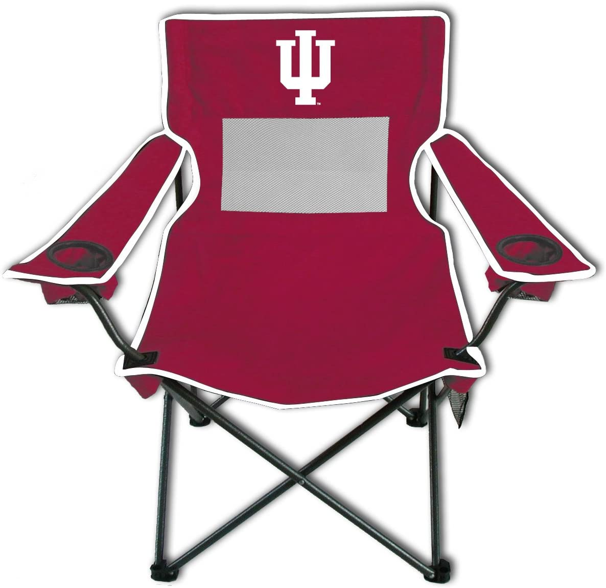 Rivalry Indiana Sports Team Logo Camping Indefinitely Outdoor Tailgate 35% OFF Travel