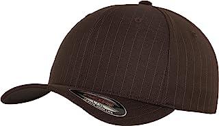 قبعة Flexfit Pinstripe للرجال متعددة الألوان