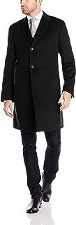 Kenneth Cole REACTION Men's Raburn Wool Top Coat