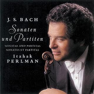 Sonatas and Partitas, Sonata No. 1 in G Minor, BWV 1001: Presto
