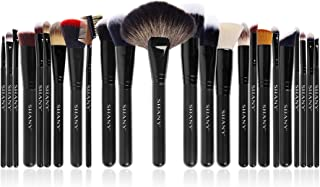 SHANY The Masterpiece Pro Signature Brush Set - 24pcs Handmade Natural/Synthetic Bristle with Wooden handle