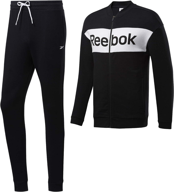 Reebok Training Essentials Linear Logo Trainingsanzug Herren