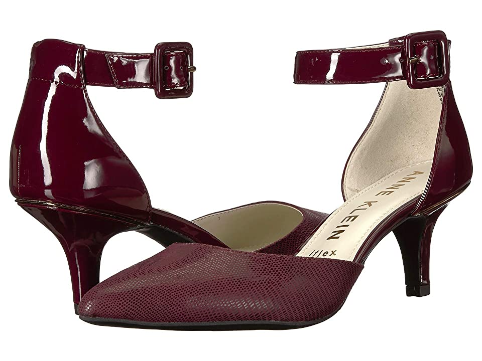 Anne Klein Fabulist (Wine) High Heels