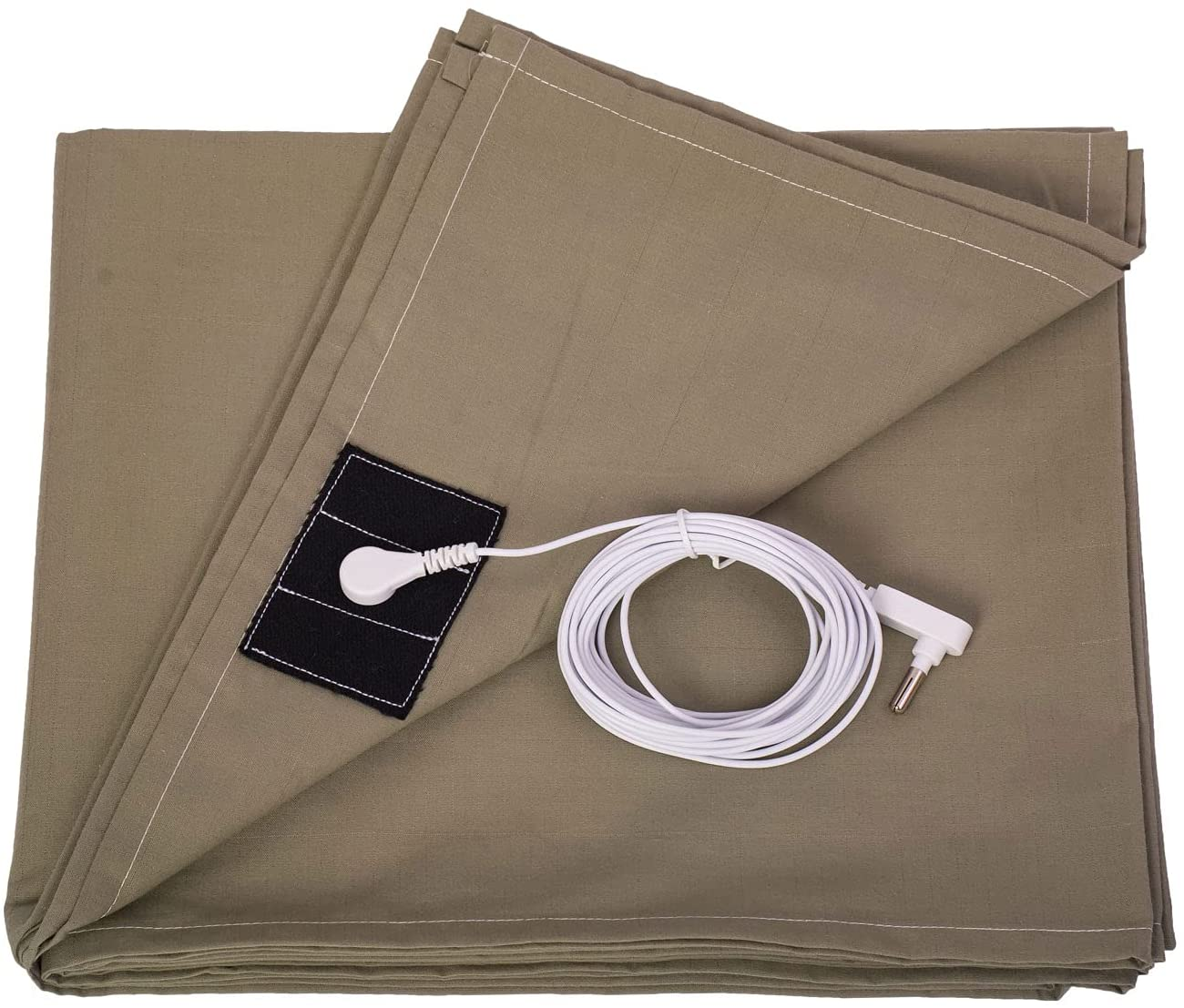 Directly managed store Grounding Sheet 5% Silver Fiber with Cord S Better Super intense SALE for