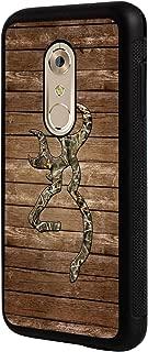 Axon 7 Case, ZTE Axon 7 Case,BOSLIVE Camo Wood Background Design TPU Slim Anti-Scratch Protective Cover Case for ZTE Axon 7