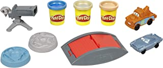 PLAY DOH Cars 2 MATER'S UNDERCOVER MISSION Set