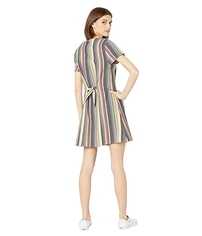 Rvca Guilt Dress - Ropa Vestidos