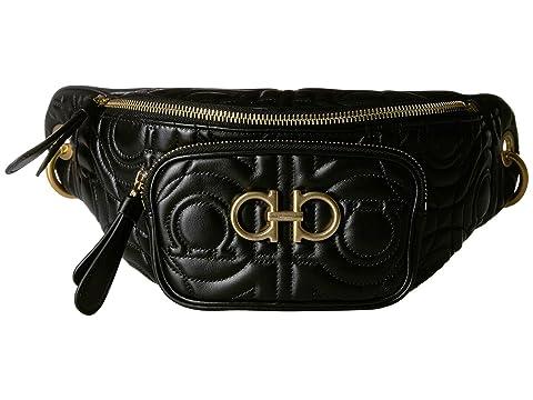 Salvatore Ferragamo Quilted Belt Bag