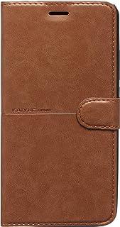Kaiyue Flip Cover for Xiaomi Mi S2, Brown