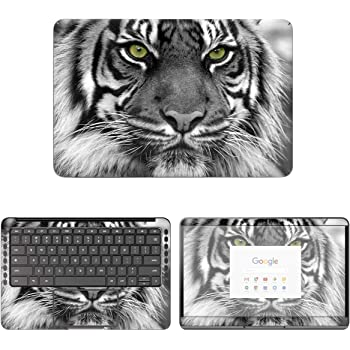 "Decalrus - Protective Decal Tiger Skin Sticker for Google Pixelbook Go (13.3"" Screen) case Cover wrap GOpixelbkGO_13-87"