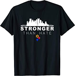 Pittsburgh Stronger Than Hate t shirt