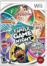 Hasbro Family Game Night 2 - Nintendo Wii (Renewed)