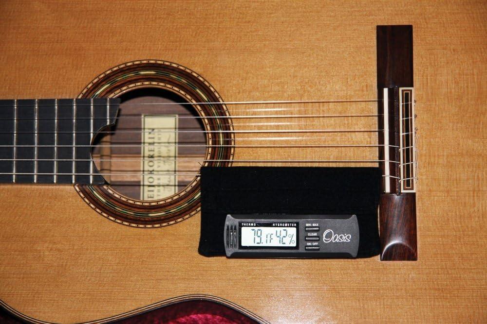 New life Sale Oasis Hygrometer Holder Guitar for