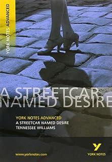 Streetcar Named Desire: York Notes Advanced