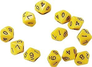 10-Sided Polyhedra Dice