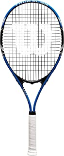 "Wilson Adult Recreational Tennis Racket - Size 4 1/8"", 4 1/4"
