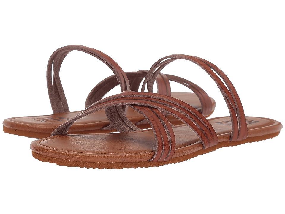 Billabong Sandy Toes (Desert Brown) Women