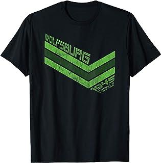 Fußball ist alles - Wolfsburg 80s Retro T-Shirt