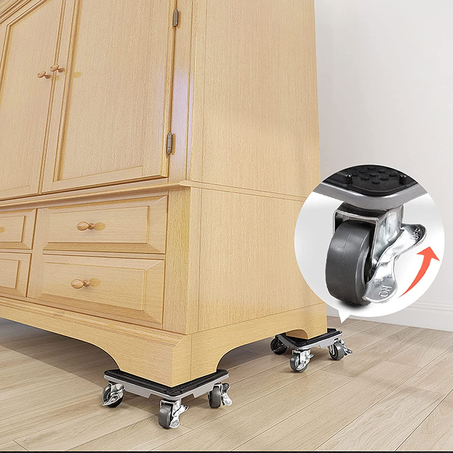 Easy Furniture Lifter Mover Tool Set w Sliders Movers Complete Free Shipping 25% OFF