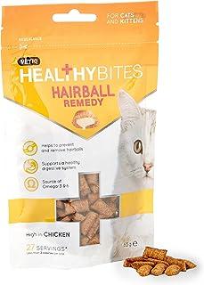 VETIQ HEALTHY BITES HAIRBALL REMEDY FOR CATS & KITTENS - 65 GM
