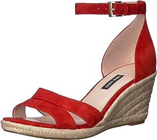 Women's Jabrina Suede Wedge Sandal