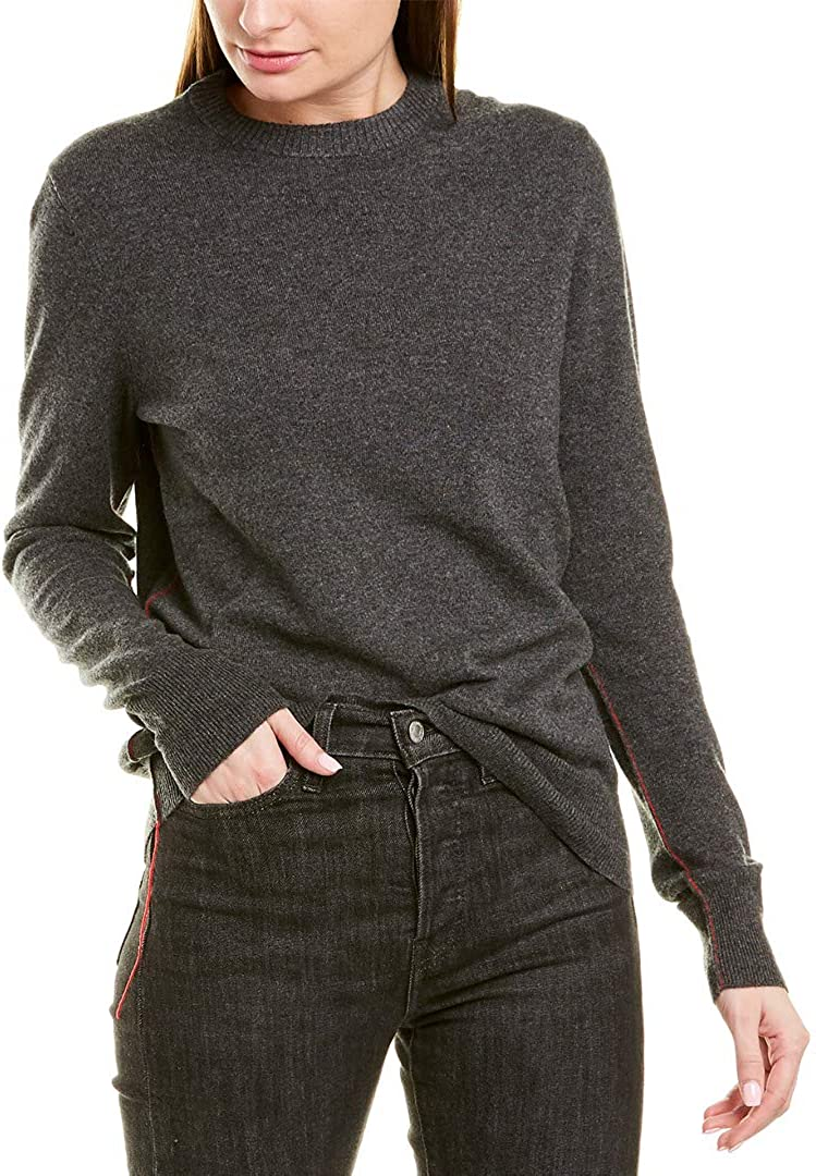 Helmut Lang Womens Cashmere Pullover Sweater