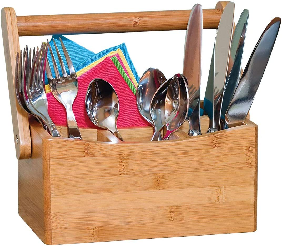 Over item handling ☆ Happy Sales HSUH-BMBHDL Eco Friendly Co Natural Bamboo discount Utensils