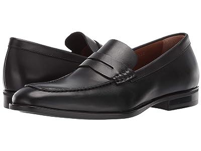 Aquatalia Adamo (Black Dress Calf) Men