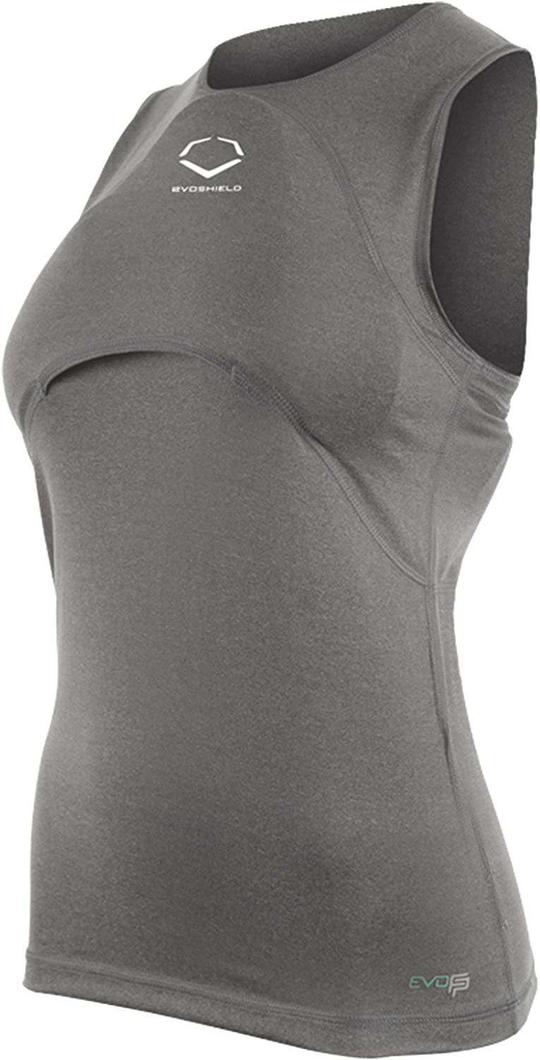 Wilson Sporting Goods Womens EvoShield Womens Racerback Chest Guard