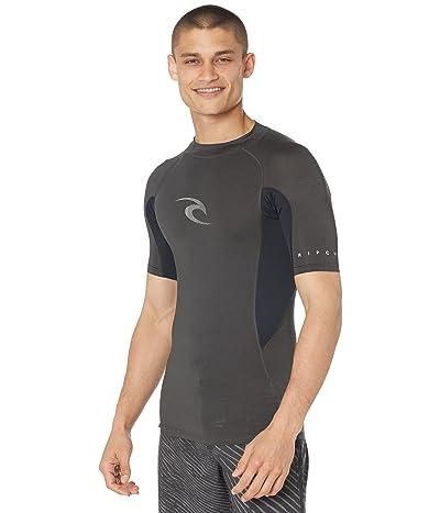 Rip Curl Waves Performance Short Sleeve UV Rashguard