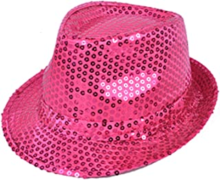 Amazon.com  Pinks - Fedoras   Hats   Caps  Clothing 76d6000999b6