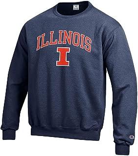illinois crewneck sweatshirt