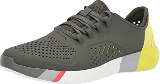 Crocs Men's LiteRide Colorblock Pacer Shoe