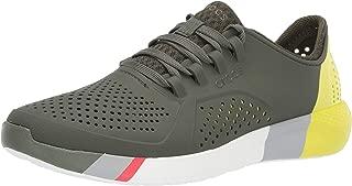 Crocs Men's LiteRide Colorblock Pacer Shoe