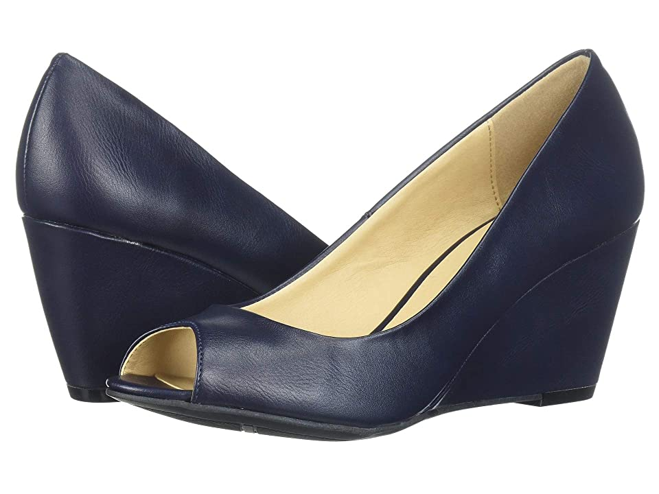 CL By Laundry Noreen (Navy Calf) Women