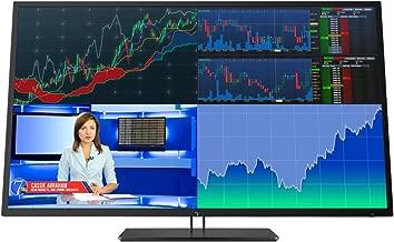 HP LED-Backlit LCD Monitor 42.5