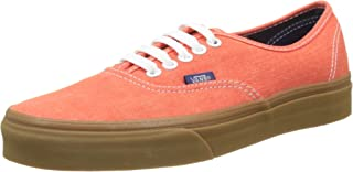 zapatillas vans naranjas hombre