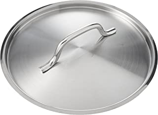 Winco SSTC-8 Cover for SST-8, SSFP-9/9NS, SSFP-6/7, SSDB-8/8S,Stainless Steel,Medium