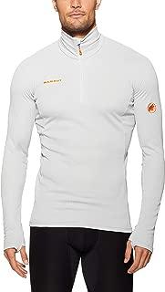 Mammut Men's Moench Advanced Half Zipped Longsleeve Shirt & T-Shirts