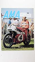 AMA NEWS AMERICAN MOTORCYCLE ASSOCIATION MAY 1971 BSA MANN COVER