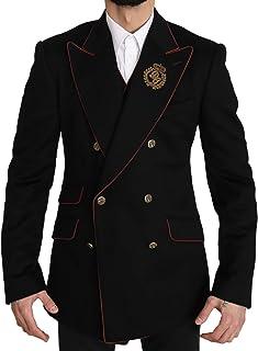 Black DG Cashmere Sicilia Vest Blazer