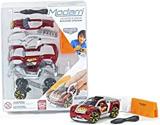 Modarri S2 Inferno Muscle Car   STEM Educational Toy Cars   Make a Model car - Design Your own Working Race Cars   Fun and Functional Building Toys for Kids   Girls and Boys Gifts Age 5-10