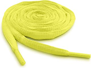 neon yellow laces