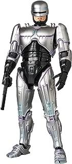 Medicom Robocop Maf Ex Action Figure, Gray, Standard