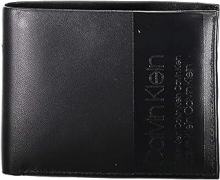 12f71c099f Calvin klein Man wallet elevated 10cc coin pass k50k504446