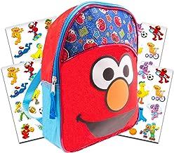 Sesame Street Elmo Preschool Backpack Toddler (11