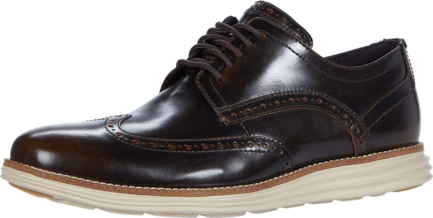 Cole Haan Mens Originalgrand Lace Up Casual Shoes - Brown
