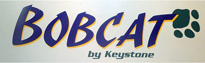 2 Keystone Bobcat Logo Boat Rv Trailer Decals Graphics-1943